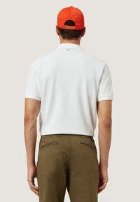 Napapijri - ELBAS - Poloshirt - white - 1