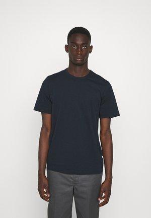 ALLAN 2 PACK - T-shirt basic - navy
