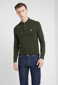 BOSS - PASSERBY - Poloshirt - dark green - 0
