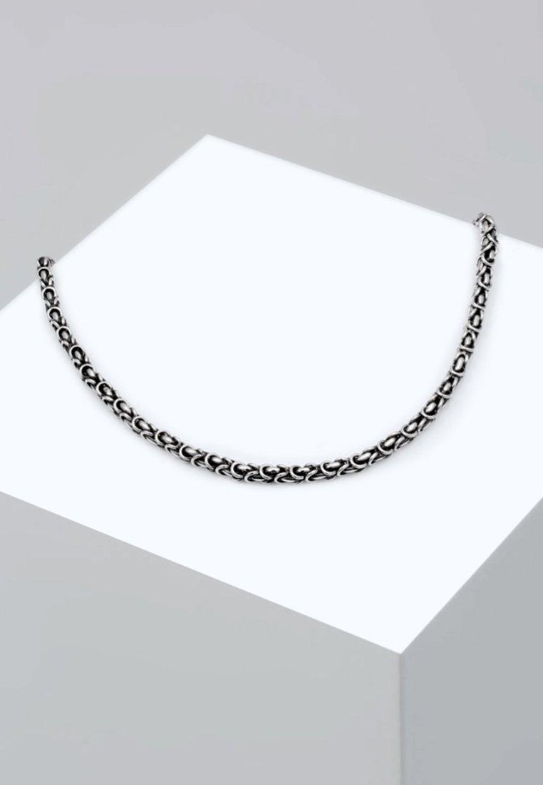 KUZZOI - Necklace - silver coloured