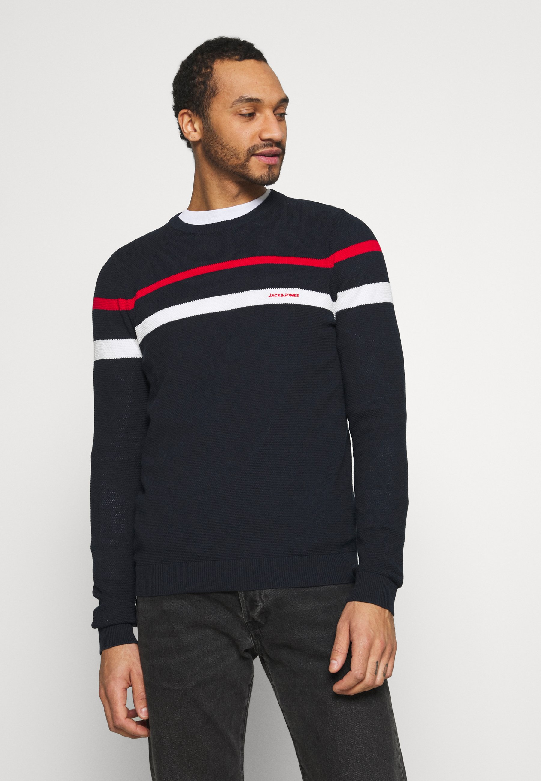 Homme JJSMITH CREW NECK - Pullover