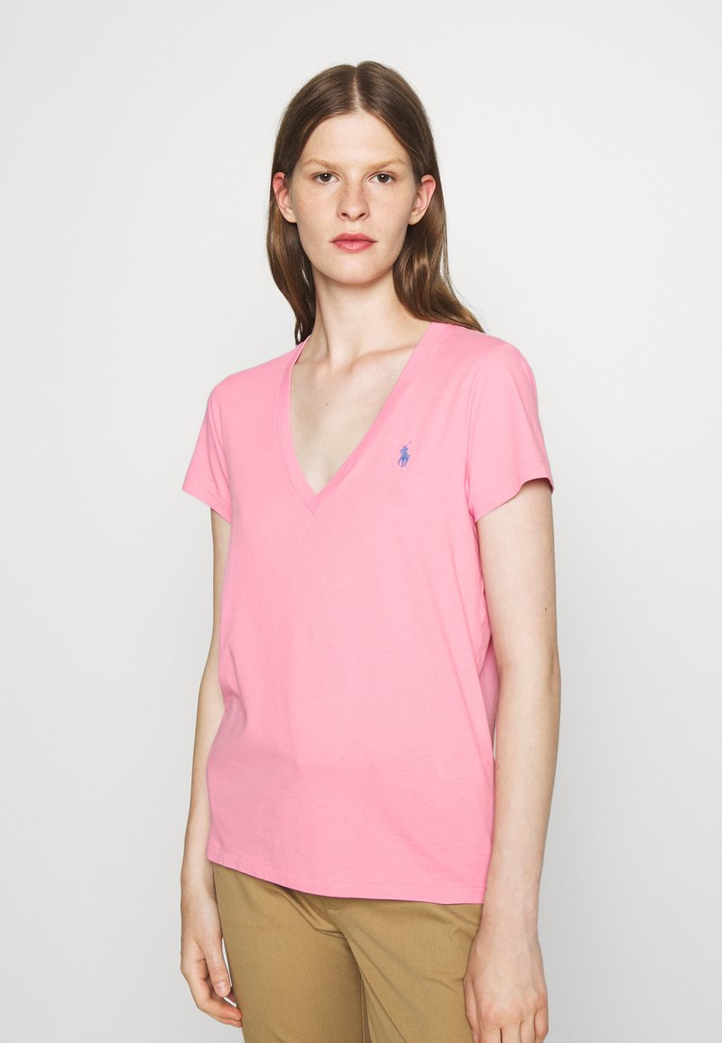 Polo Ralph Lauren - SHORT SLEEVE - Basic T-shirt - beach pink