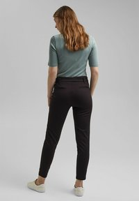 edc by Esprit - Trousers - black - 2
