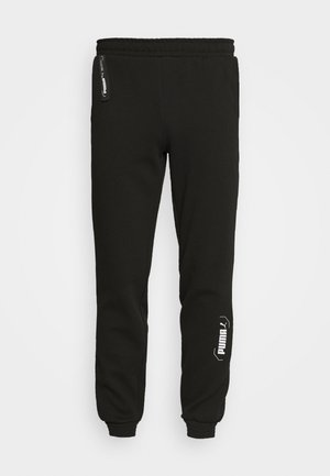 NU TILITY PANTS - Tracksuit bottoms - black
