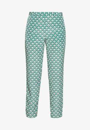 ESTELLE BAHIA PANTS - Pantaloni - tropical