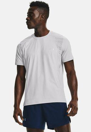 CHILL RUN - Print T-shirt - halo gray