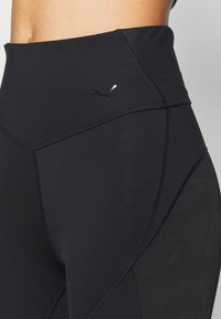 Puma - STUDIO PORCELAIN ULTRA RISE FULL - Tights - black - 4
