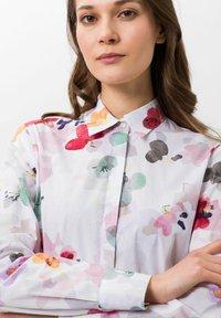 BRAX - VICTORIA - Button-down blouse - white - 3