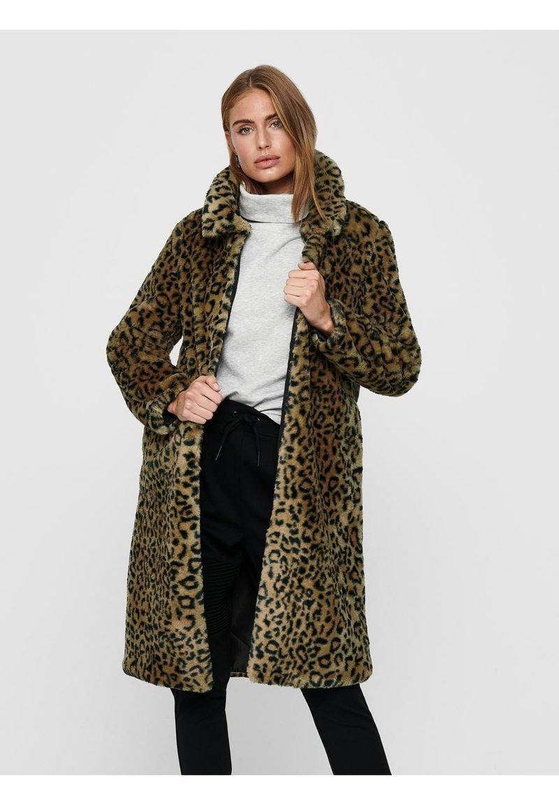 JDY - Winter coat - black