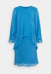 Lauren Ralph Lauren - CLASSIC DRESS - Koktejlové šaty/ šaty na párty - captain blue - 6