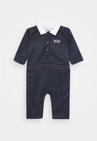 BOSS Kidswear - ALL IN ONE BABY - Combinaison - navy - 0