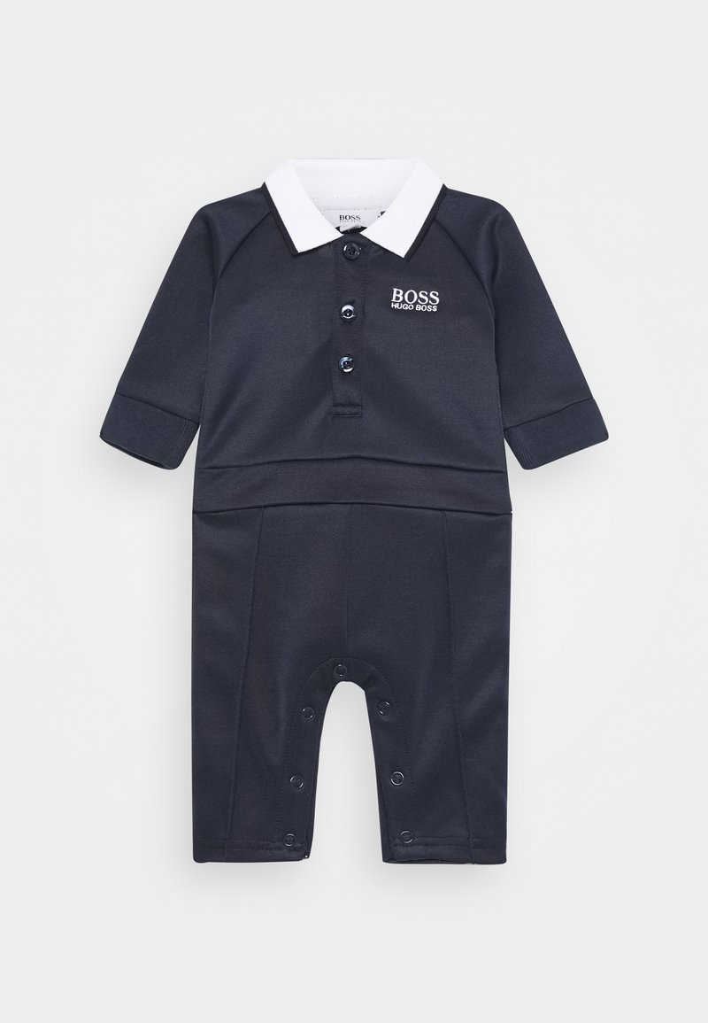 BOSS Kidswear - ALL IN ONE BABY - Combinaison - navy