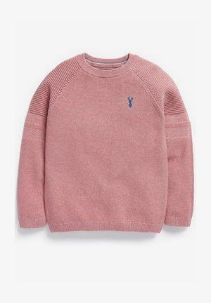 Svetr - pink