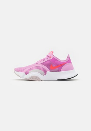 SUPERREP GO - Sports shoes - beyond pink/flash crimson