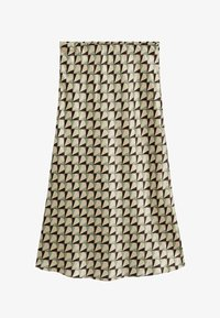 Mango - BIAS - A-line skirt - vert - 5
