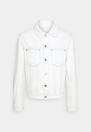 SERIES JACKET - Denim jacket - off white