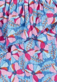 Du Pareil au Même - Wrap skirt - blue - 5
