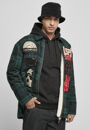 Light jacket - darkfreshgreen