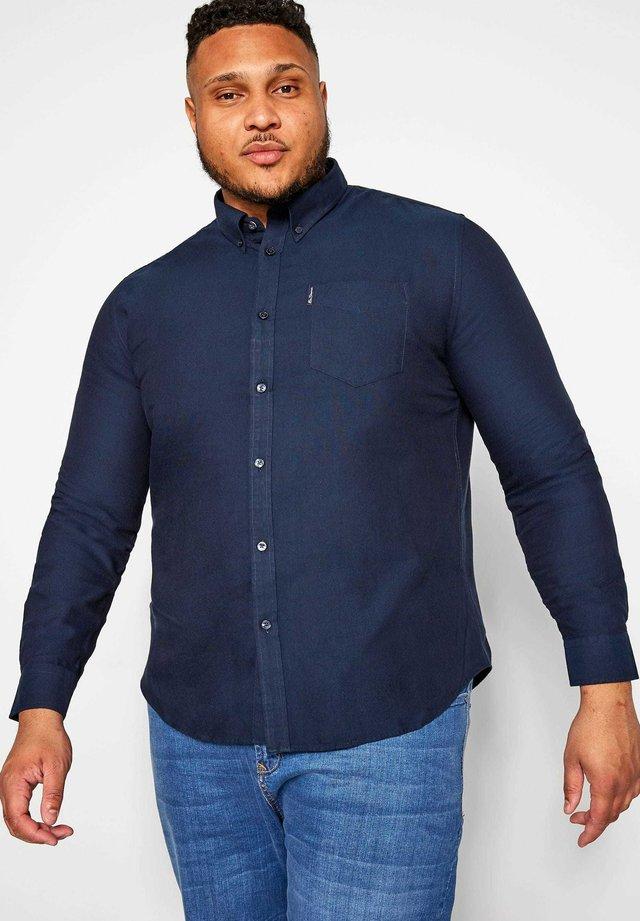 BEN SHERMAN - Shirt - blue