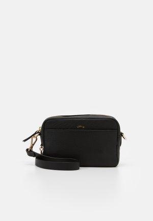 DIANA CAMERA BAG - Across body bag - regular black
