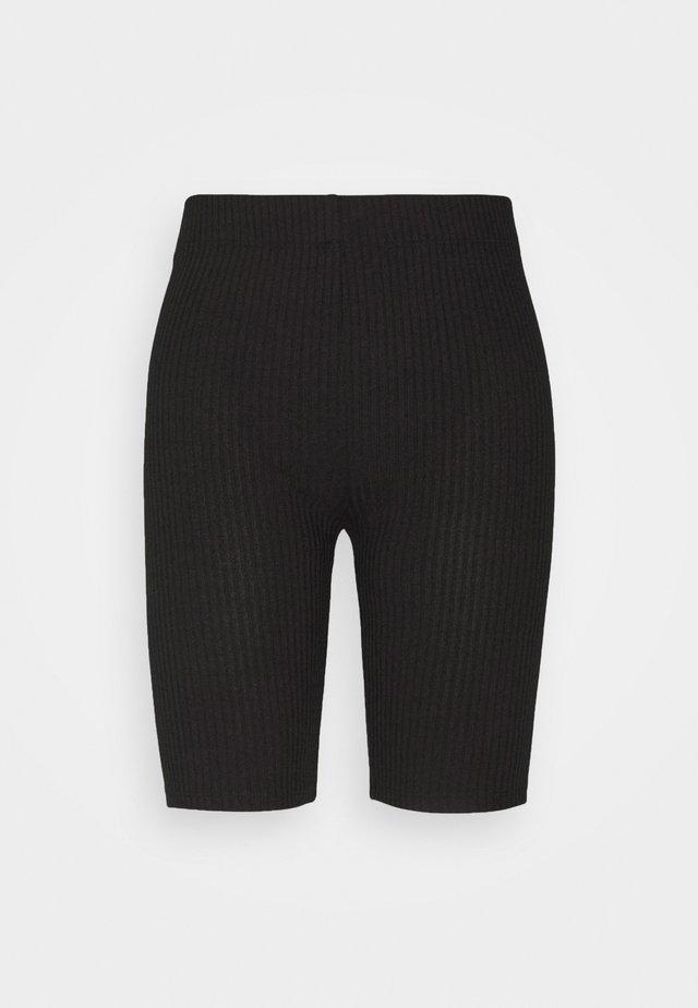 EMELIA - Shorts - black