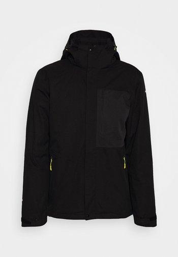 BAKER - Outdoor jakke - black
