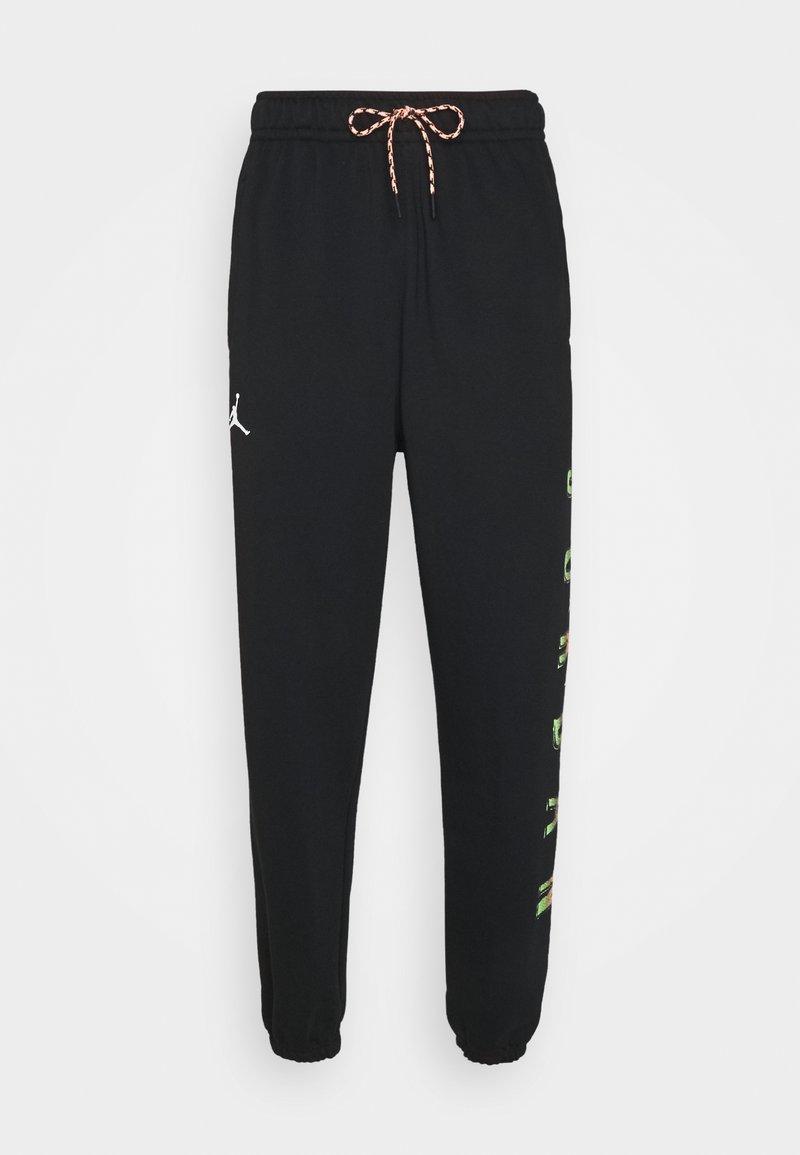 Jordan - PANT - Verryttelyhousut - black
