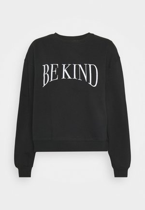 BE SKIND - Sweater - black