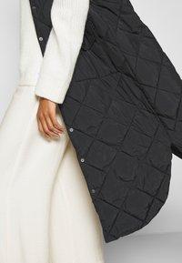 Freequent - OLGA - Waistcoat - black - 5