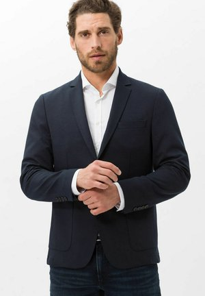 STYLE ROMA - Blazer jacket - navy