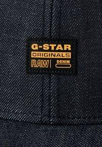 G-Star - ORIGINAL DENIM BASEBALL - Cappellino - raw denim - 2