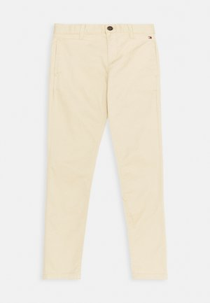ESSENTIAL FLEX SKINNY - Chinos - misty beige