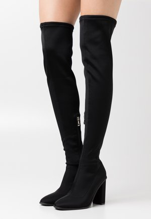 PERSIST - High heeled boots - black
