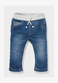 C&A - Straight leg jeans - denim-blue - 0