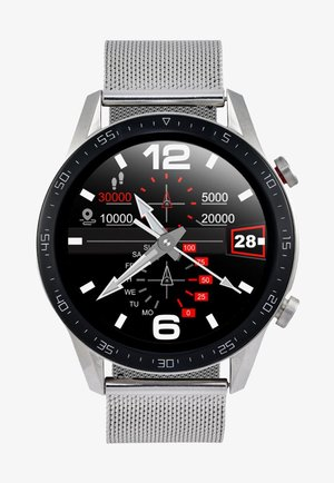 Smartwatch - srebrny