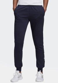 adidas Performance - PANT - Pantaloni sportivi - legend ink/white - 0