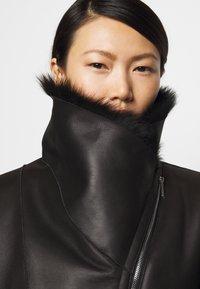 STUDIO ID - CLASSIC COAT - Winter coat - black - 3