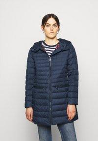 Lauren Ralph Lauren - MATTE FINISH COAT - Down coat - navy - 0