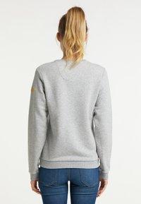 Schmuddelwedda - Sweatshirt - hellgrau melange - 2