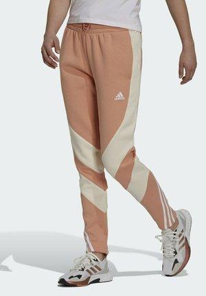 W SCB  - Tracksuit bottoms - pink