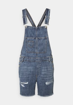 ONLAYLA LIFE - Jumpsuit - medium blue denim