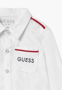 Guess - BABY SET - Gilet de costume - bleu/deck blue - 2