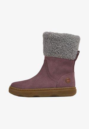 KIDO - Winter boots - violett/grau