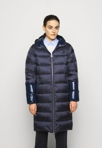 Duvetica - MIAPLACIDUS - Kabát zprachového peří - blu scuro - 0