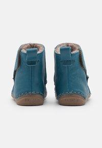 Froddo - PAIX WINTER BOOTS UNISEX - Classic ankle boots - dark denim - 2