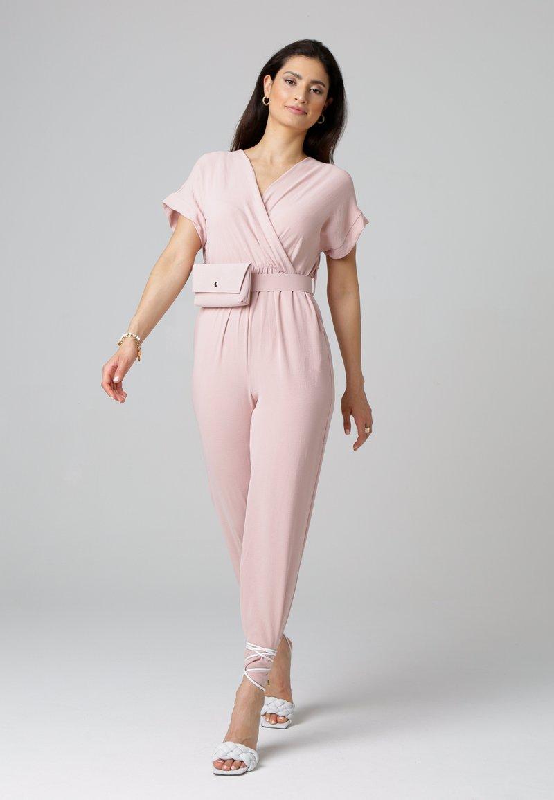 MiaZAYA - Jumpsuit - rosa