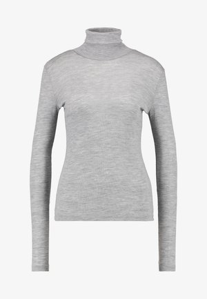 WILMA ROLLNECK - Svetr - light grey
