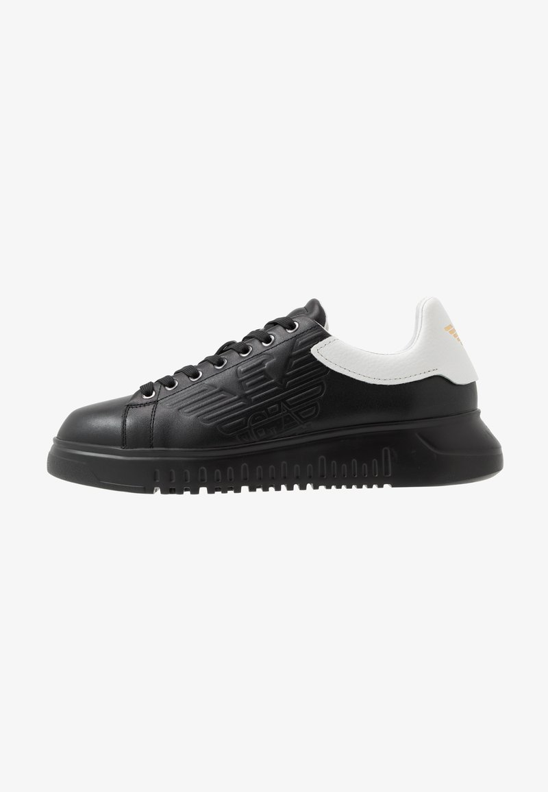 Emporio Armani - Sneakers basse - black
