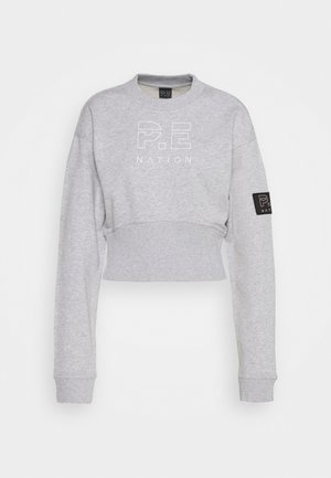 SPRINT SHOT - Sweatshirt - grey marl