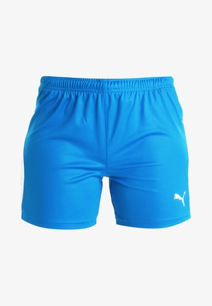 LIGA  - Pantalón corto de deporte - electric blue lemonade/white